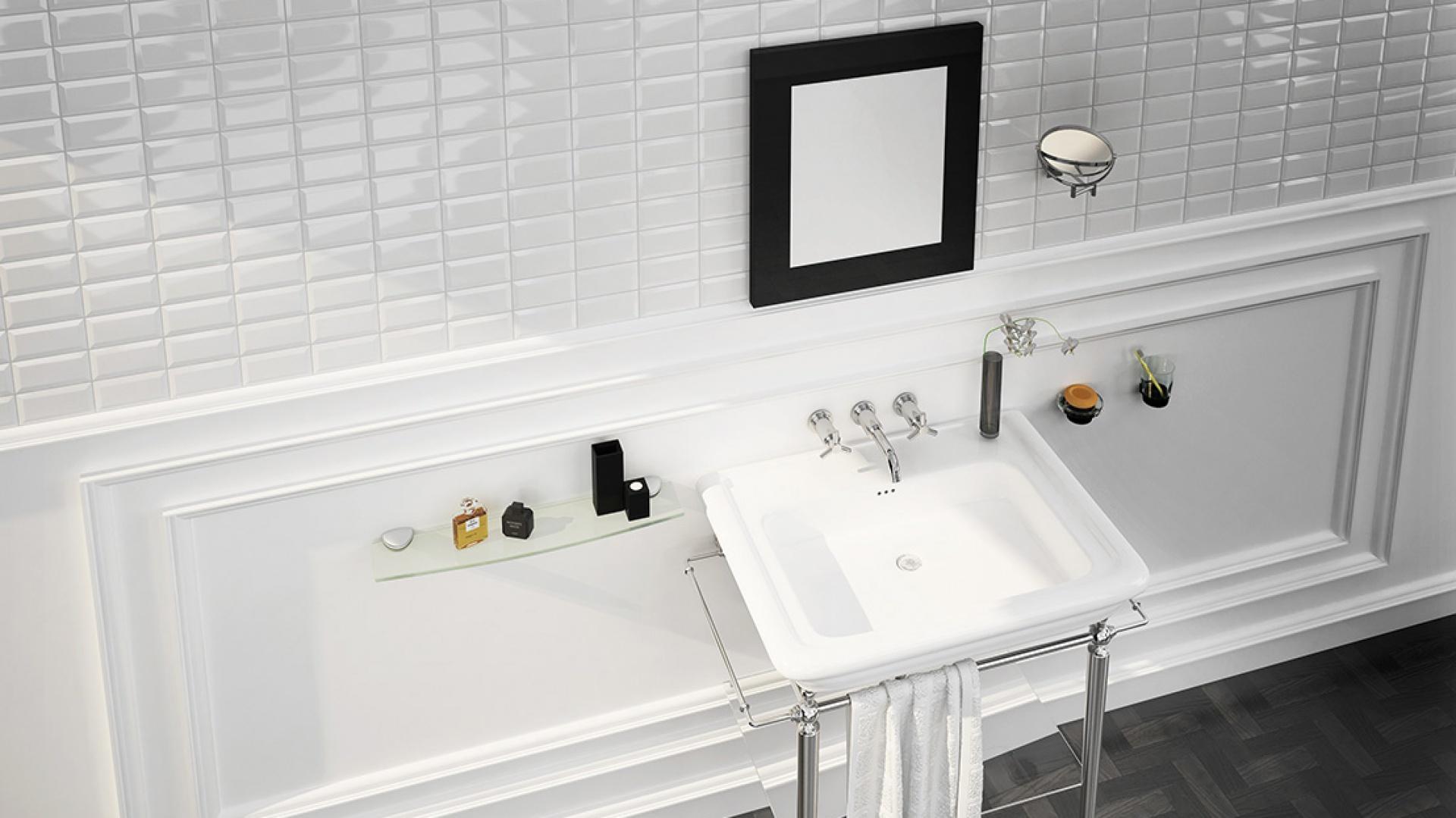 Białe Płytki 15 Pięknych Kolekcji Do łazienek