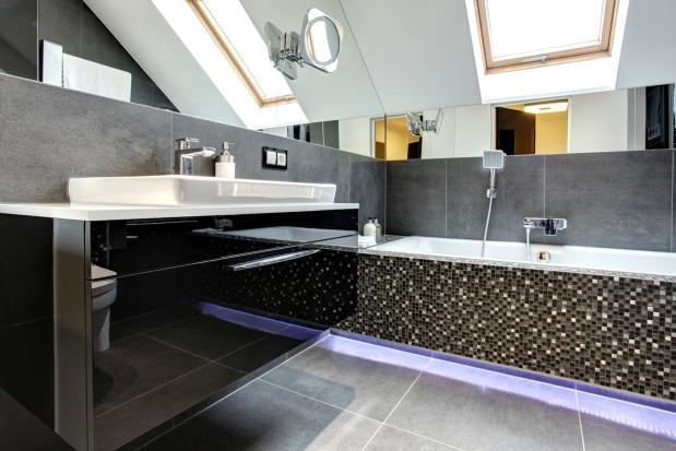 łazienka Czarno Biała Zobacz 15 Oryginalnych Projektów
