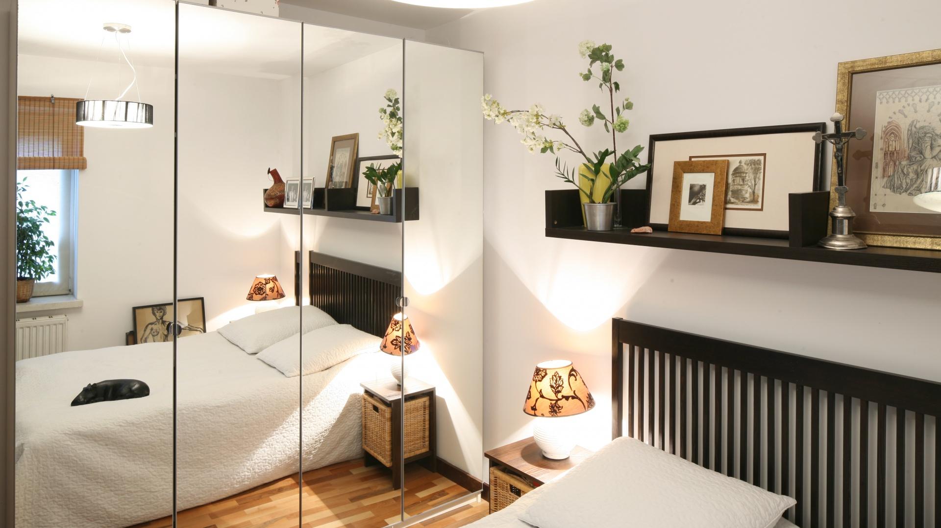 Szafa W Sypialni Pomysły Projektantów