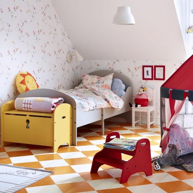 Pokój dziecka. 5 pięknych aranżacji na poddaszu