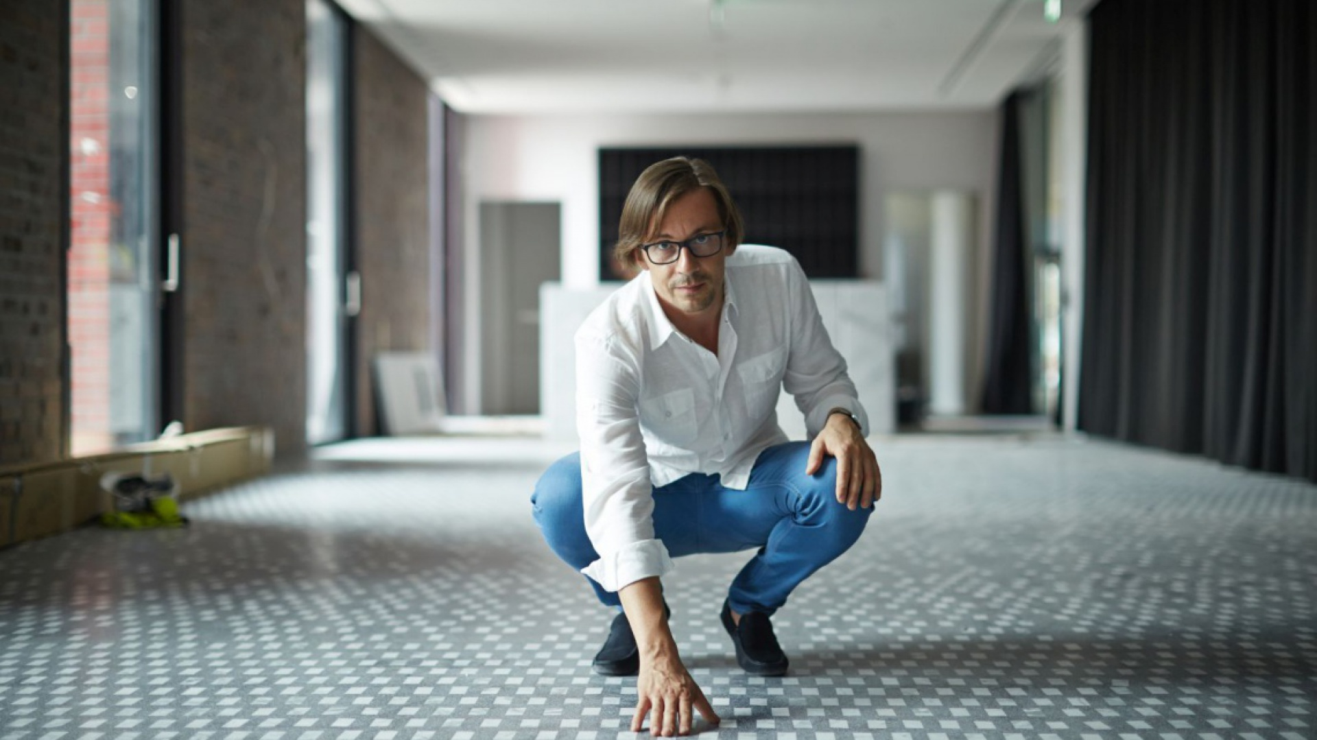 Tomasz Konior, projektant i założyciel Konior Studio. Fot. Archiwum projektanta