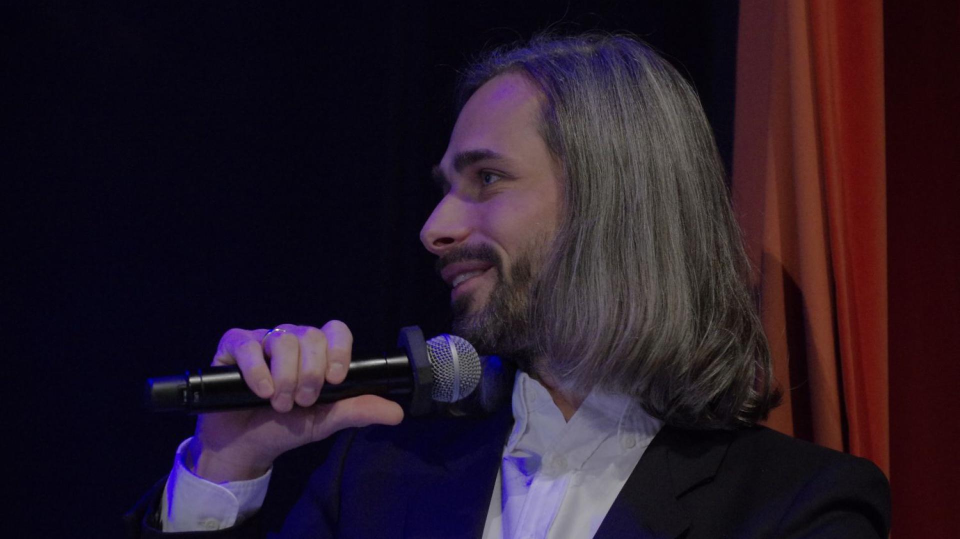 Krystian Kowalski. Fot. Piotr Waniorek