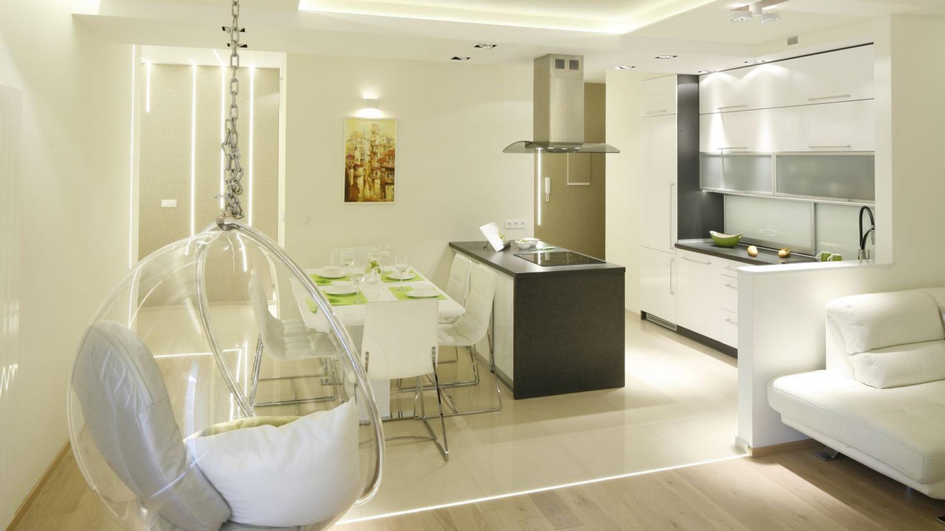 Kuchnia Otwarta Na Salon Zobacz Piękne Aranżacje