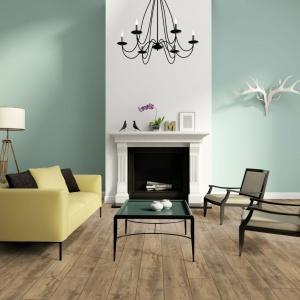 Kolekcja Contemporary Orzech Present z oferty Villeroy&Boch Flooring Line. Fot. Villeroy&Boch.