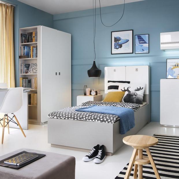 Ekspert radzi jaki rozmieścić meble w pokoju dziecka