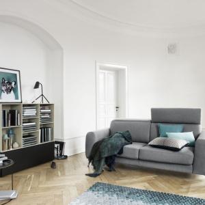 Sofa Madison wyposażona w funkcje spania z oferty marki BoConcept. Fot. BoConcept.