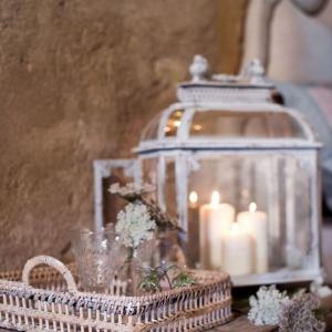 Romantyczne lampion. Fot. Blanc MariClò.
