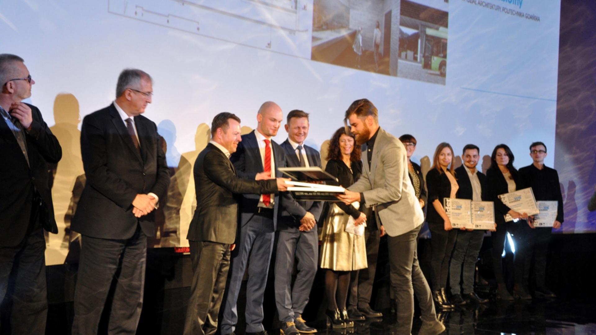 Rozstrzygnięcie Konkursu dla Młodych Architektów. Fot. CEMEX
