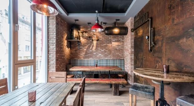 Restauracyjny styl industrialny – inaczej