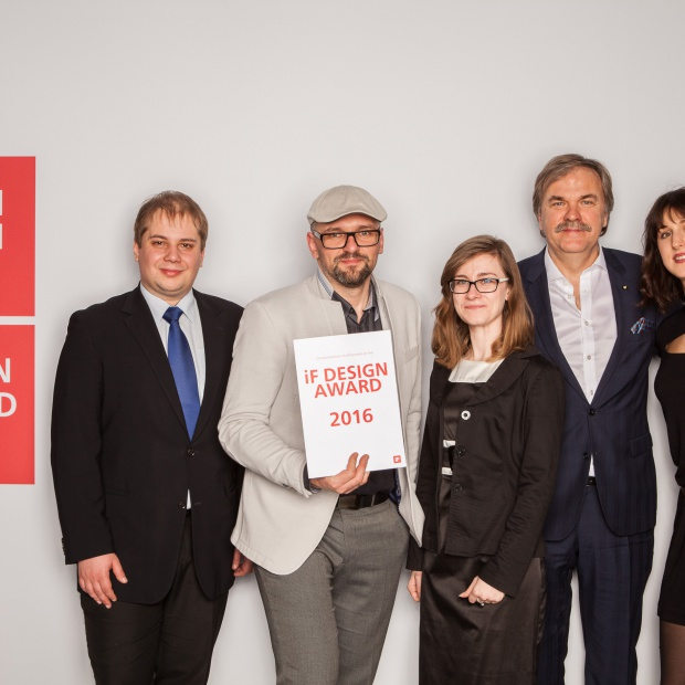 Nagroda dla polskiej marki Aquaform