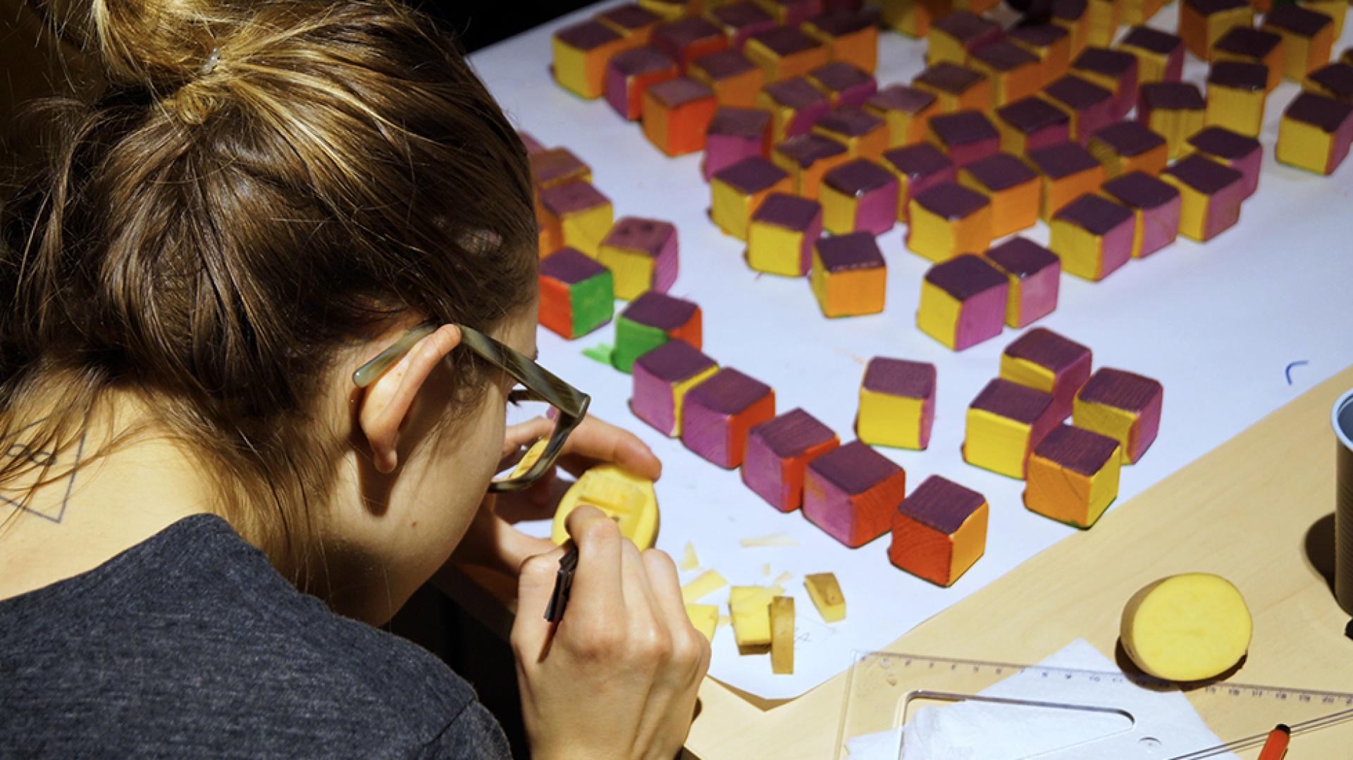 Na warsztaty zaprasza się wszystkich słuchaczy studiów artystycznych oraz technicznych z Europy i nie tylko. Fot. Materiały prasowe