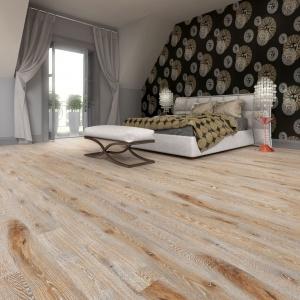 Baltic Wood Desire z Miracles Collection to trójwarstwowa podłoga z odważnymi i nieszablonowymi uszlachetnieniami. Fot. Baltic Wood.