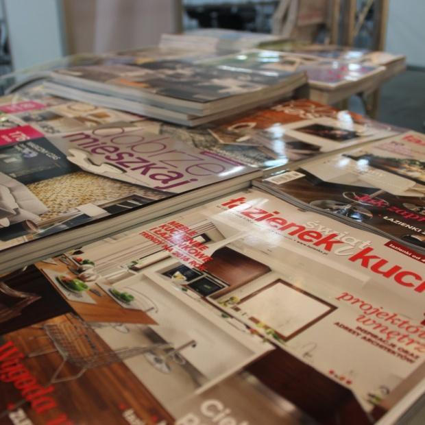 Zapraszamy na stoisko Dobrze Mieszkaj i innych tytułów Publikatora na targach Meble Polska