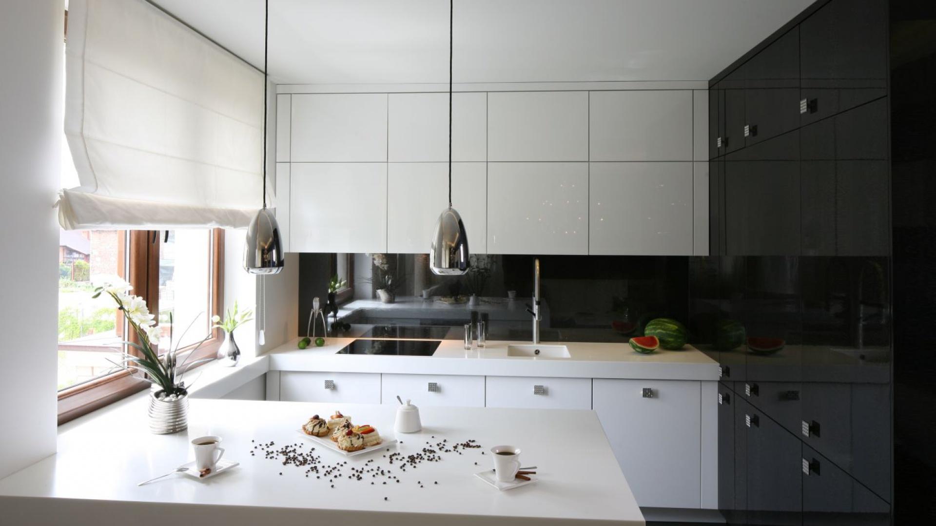 Kuchnia W Stylu Glamour 10 Zdjęć Z Polskich Domów