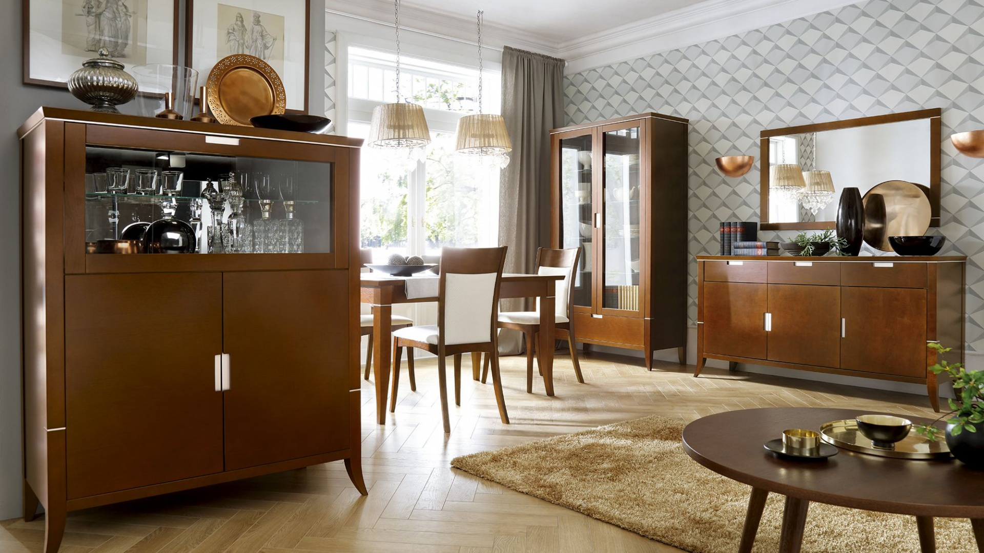 kolekcja mebli do salonu i jakie meble do jadalni