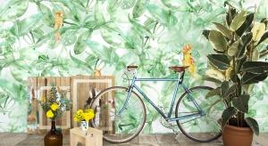 Grasz z nami w zielone? Z okazji Dnia Św. Patryka przedstawiamy najciekawsze pomysły na ściany w pokoju z zielenią w roli głównej. Może czas już przygotować dom na wiosnę?