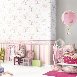 Tapeta z kolekcji Lollipops marki Camengo. Fot. Camengo.