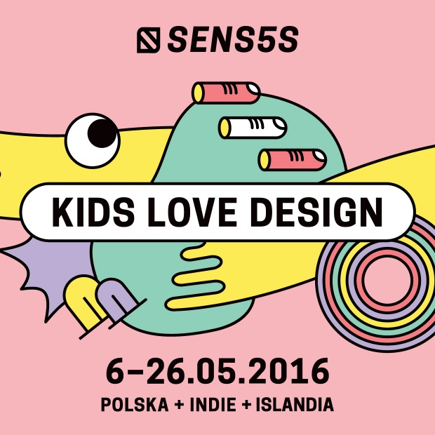Kids Love Design – festiwal designu dla dzieci