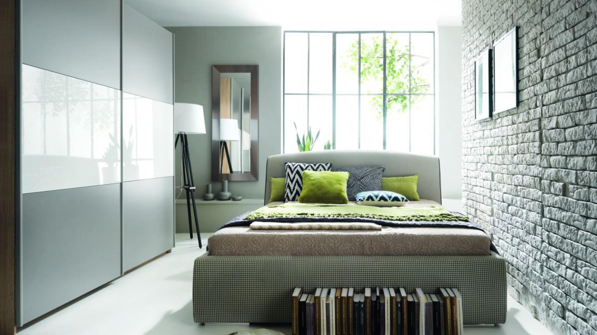 łóżko W Sypialni 15 Modnych Modeli Tapicerowanych