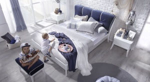 Tapicerowane łóżka są teraz na topie. Dodadzą wnętrzom klasy lub sprawią, że sypialnia stanie się przytulnym wnętrzem. Zobacz modne kolekcje.