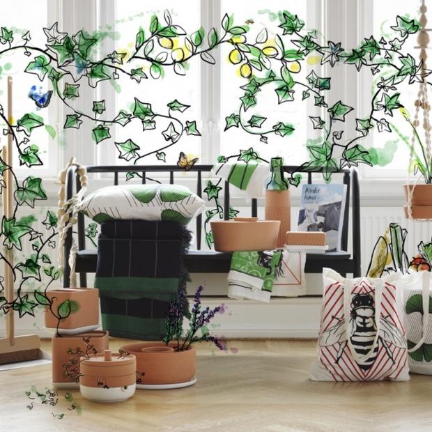 Polka zaprojektowała nową kolekcję dla IKEA. Robi wrażenie!