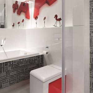 Sedes to model w kolorach biało-czerwonych. Fot. Bartosz Jarosz.