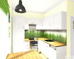 Mieszkanie w Oświęcimiu, z domieszką zieleni