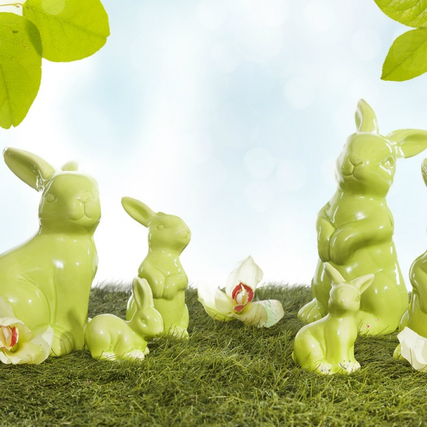 Wielkanocne zajączki na świąteczny stół