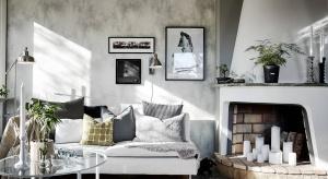 Oryginalne mieszkanie urządzone w stylu eklektycznym zachwyca nietuzinkowym wystrojem, który jest mieszanką stylu loftowego, shabby chic oraz typowej stylistyki skandynawskiej.