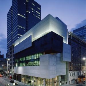Contemporary Arts Center, Cincinnati. Fot. Roland Halbe.