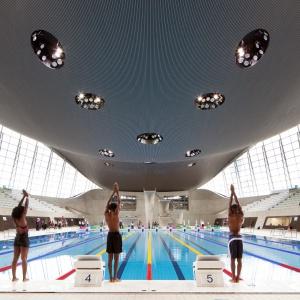 London Aquatics Centre. Fot. Luke Hayes.