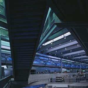 BMW Central Building, Lipsk, Niemcy. Fot. Helene Binet.