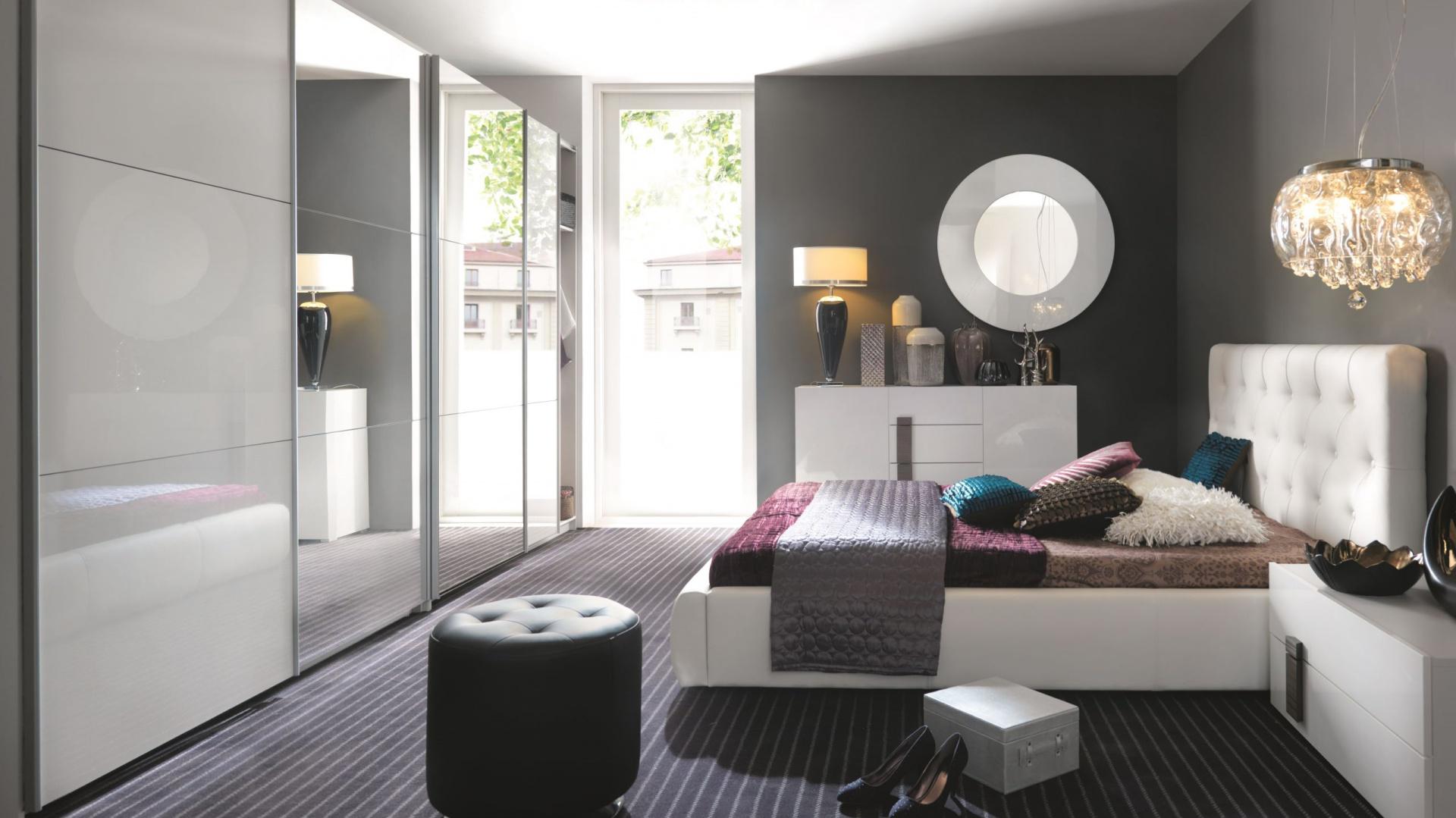 Sypialnia Z Garderobą 12 Nowoczesnych Rozwiązań