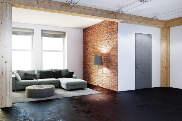 Nowoczesny salon: 5 pomysłów na drzwi