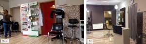 Szybka metamorfoza salonu fryzjerskiego w Krasnystawie