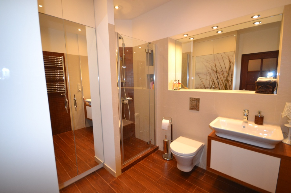 Realizacja Architekta łazienka Po Remoncie Mysiadło