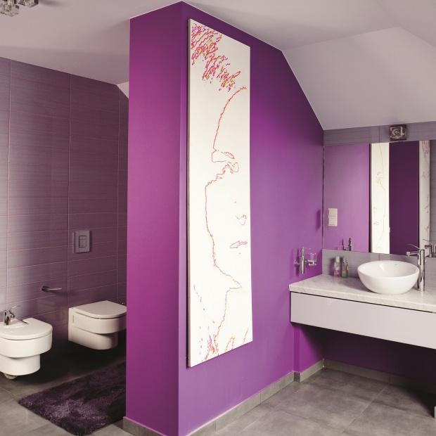 Modne wiszące sedesy: pomysł do nowoczesnej łazienki