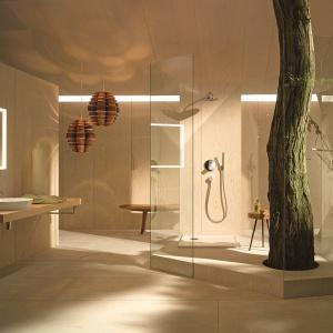 Łazienka - Wybór Roku 2016 - wyróżnienie w kategorii całościowe aranżacje łazienek - kolekcja Me by Starck, prod. Duravit