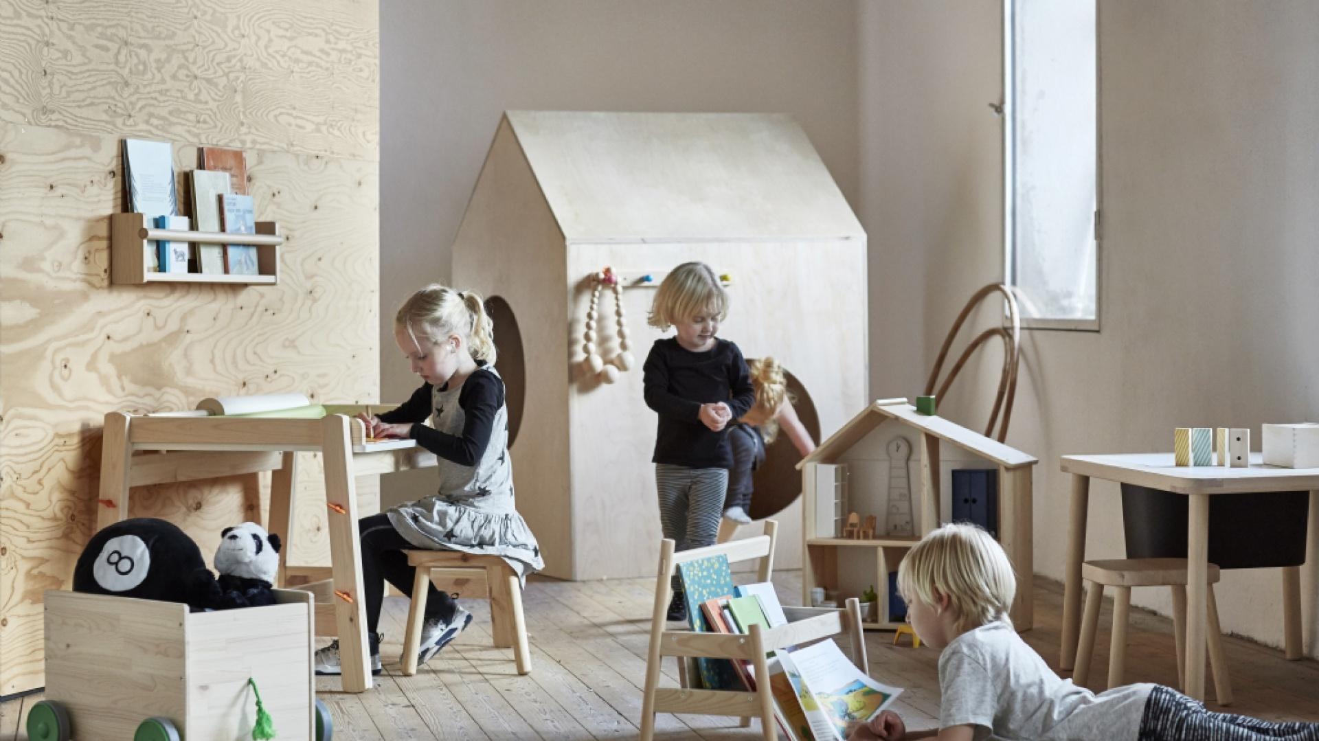 Kwietniowe nowości z asortymentu IKEA do pokoju dziecka. Fot. materiały prasowe