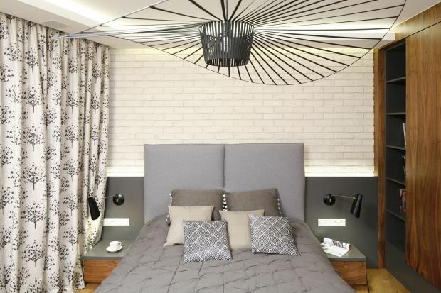 Ściana za łóżkiem: najlepsze pomysły z polskich domów