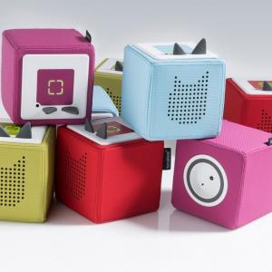 Odtwarzacz audio dla dzieci Toniebox, fot. materiały prasowe.
