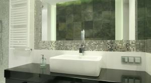 Taka okładzina sprawdzi się zarówno na ścianach, jak i podłodze. Projektanci wnętrz kolorową mozaikę stosują zazwyczaj w roli akcentu, który wyróżnia konkretną strefę pomieszczenia.