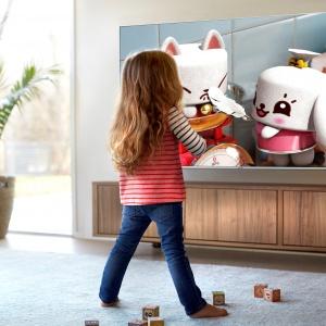 Najnowsza linia telewizorów Samsung SUHD - jeszcze doskonalsze odwzorowanie kolorów oraz jasność, kontrast i szczegółowość dzięki technologii Quantum Dot i funkcji HDR; rozdzielczość UHD (4K). Fot. Samsung