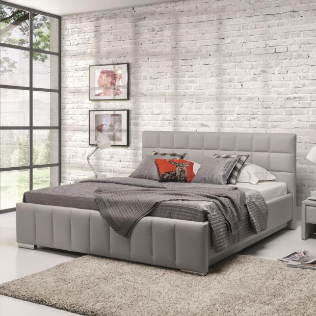 5 pomysłów na łożko z zagłówkiem