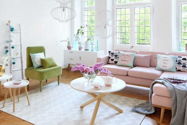 Jasne mieszkania: 10 inspirujących pomysłów