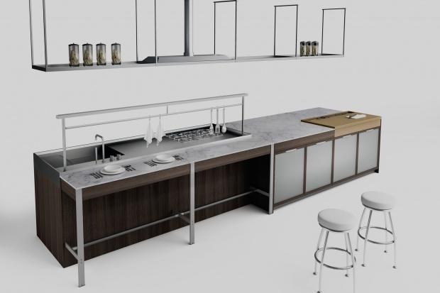 Nowy model kuchniprosto z Mediolanu