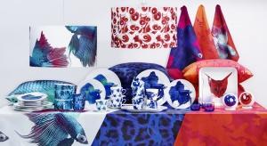 IKEA nawiązała współpracę z londyńską projektantką odzieży - Katie Eary. Jej efektem jest limitowana kolekcja GILTIG – przyciągająca wzrok seria zastawy stołowej i domowych tekstyliów.