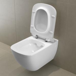 Ceramika sanitarna z serii Metropolitan w wersji Clean On Opoczno. Fot. Opoczno