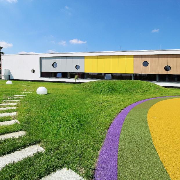 Przedszkole nominowane do ważnej nagrody architektonicznej