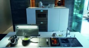 Tegoroczna premiera marki Franke, zaprezentowana podczas targów Eurocucina 2016 w Mediolanie to koncepcja kuchni jako uniwersalnej przestrzeni dla domowego rytmu życia.